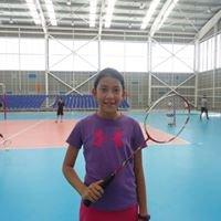 Olga Valentina Rengifo Badminton Colombia