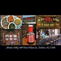 Abrams BBQ of Tarboro