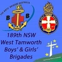 189th NSW West Tamworth Boys' & Girls' Brigades