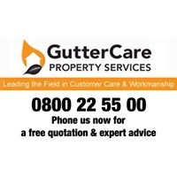 GutterCare Property Services 0800 22 55 00