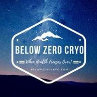 Below Zero Cryo