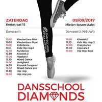 Dansschool Diamonds