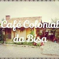 Café colonial da bisa