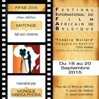 FIFAB - Festival International du Film Africain de Belgique