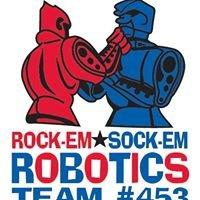 FIRST Robotics Team 453