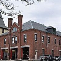Moody Street Fire Station