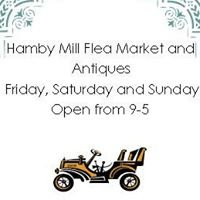 Hamby Mill Flea Market and Antiques