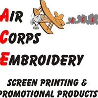 Air Corps Embroidery