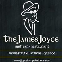 James Joyce Irish Pub Athens Greece