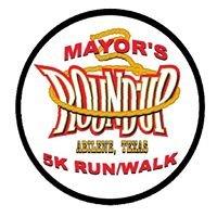 Abilene Mayor's Roundup 5K Run/Walk