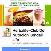 Herbalife-Club De Nutricion Kendall Life