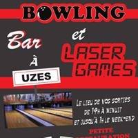 Bowling Laser Games d'Uzès