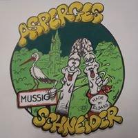 Asperges Schneider