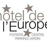Hôtel de l'Europe Poitiers