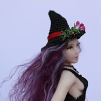 Original Art Jewelry and OOAK Dolls