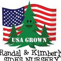 Randal and Kimberly Sides Nursery