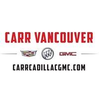 Carr Vancouver - Cadillac Buick GMC