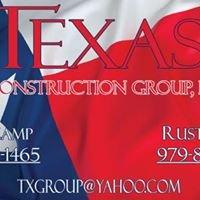 Texas Construction Group, LLC