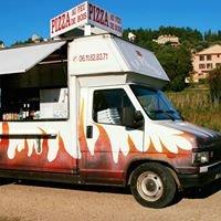 "Camion pizza "" LA FLAM' "" - Opio -"