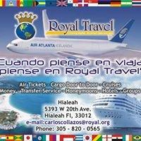 ROYAL TRAVEL MIAMI FLORIDA