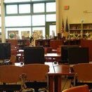 Three Fires Middle School Library