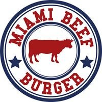 Miami Beef Burger - Food Truck