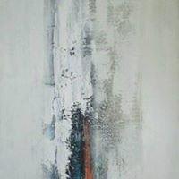 Isabelle kingué atelier- expo de peinture abstraite