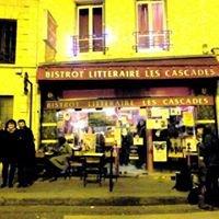 """Bistrot littéraire """"Les Cascades"""""""