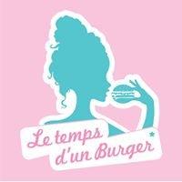 Le temps d'un burger