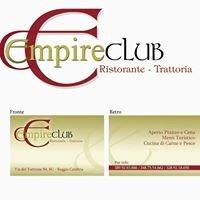 empire club ristorante carne e pesce