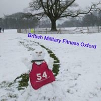 British Military Fitness Oxford
