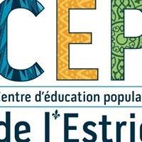 Le Centre d'éducation populaire (CEP) de l'Estrie