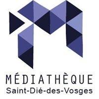 Médiathèque de Saint Dié des Vosges