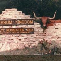 Texas Parks and Wildlife - Possum Kingdom State Park