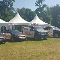 SLA Paramedic (Specialised Logistical Assistance).