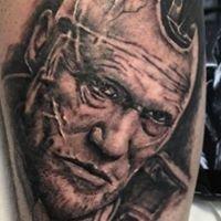 Monster Tattoo