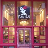 Pompidou Bistroteque - Cafe Bar