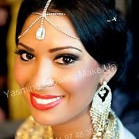 Yasmine Glowing Makeup (maquilleuse professionnelle)