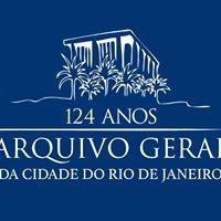 Arquivo Geral da Cidade do RJ