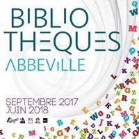 Bibliothèques d'Abbeville