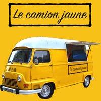 Le camion jaune