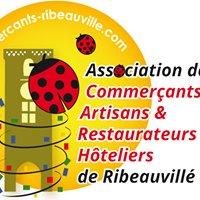 Association des Commerçants, Artisans, Restaurateurs, Hôteliers Ribeauvillé