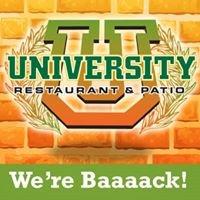 University Restaurant & Patio Bar