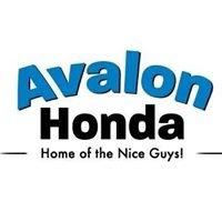 Avalon Honda and Collision Center