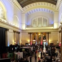Wine Riot Union Station's Great Hall