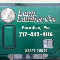Lapp Lumber Co