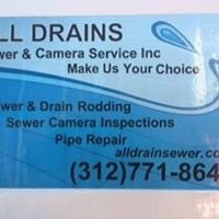 ALL Drains Sewer & Camera Service Inc