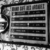 Grand Café Des Arcades Aalst