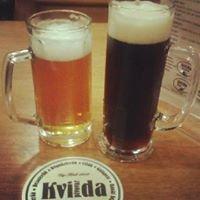 Pekárna a pivovar Kvilda