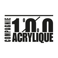 Compagnie 100% Acrylique